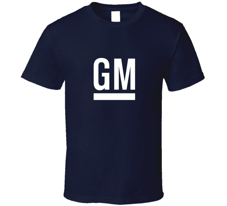 GM Fan T Shirt