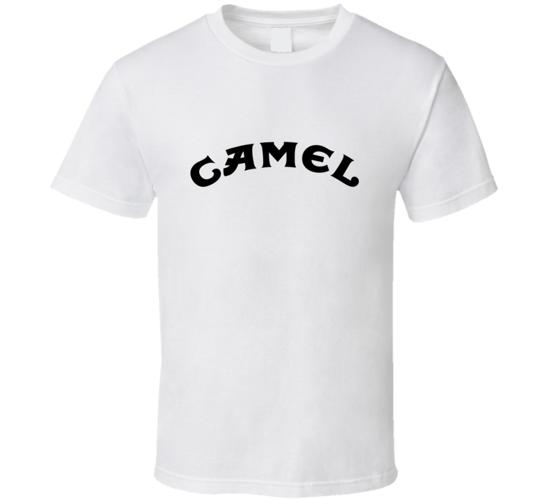 Camel Cigarettes Fan T Shirt