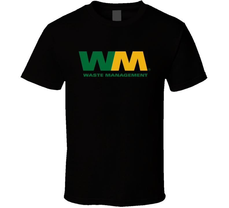 Waste Management Fan T Shirt