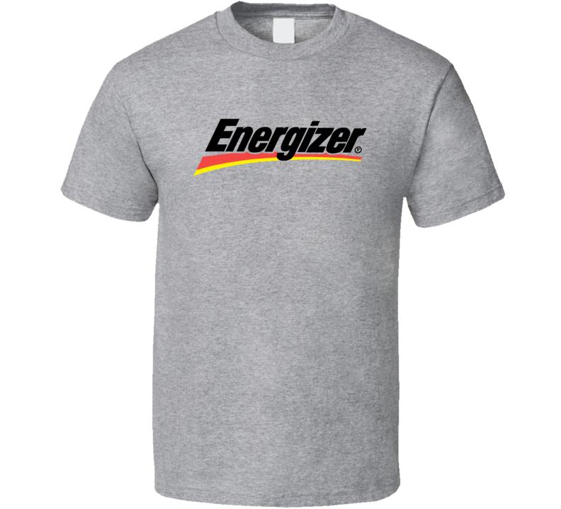 Energizer Logo Fan T Shirt