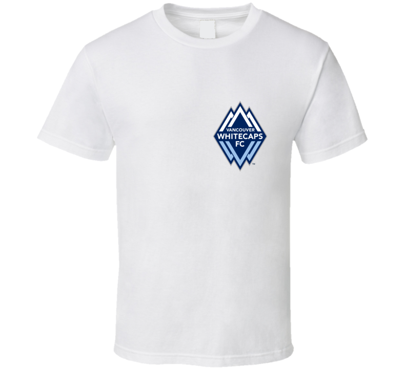 Vancouver Whitecaps Fan T Shirt