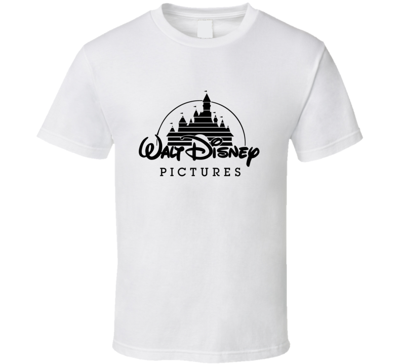 Walt Disney Pictures Fan T Shirt