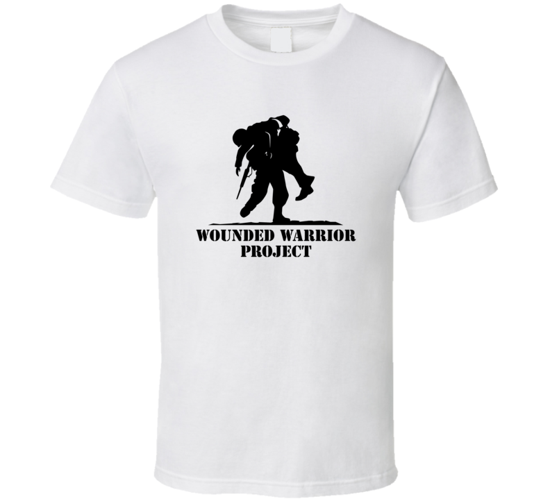 Wounded Warrior Project Fan T Shirt