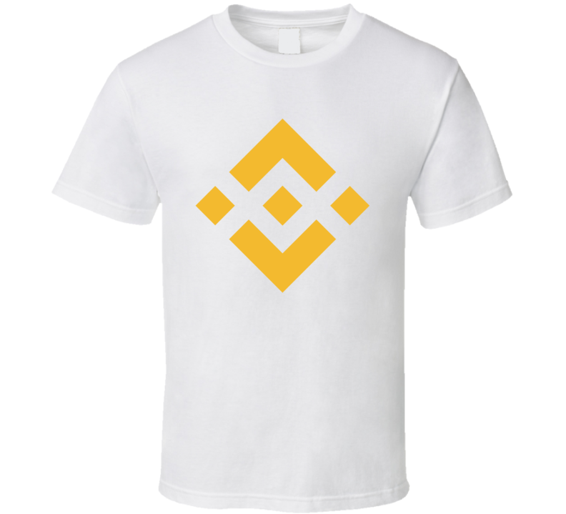Binance Fan T Shirt