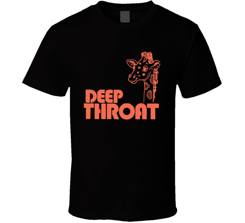 Deep Throat, Giraffe T Shirt
