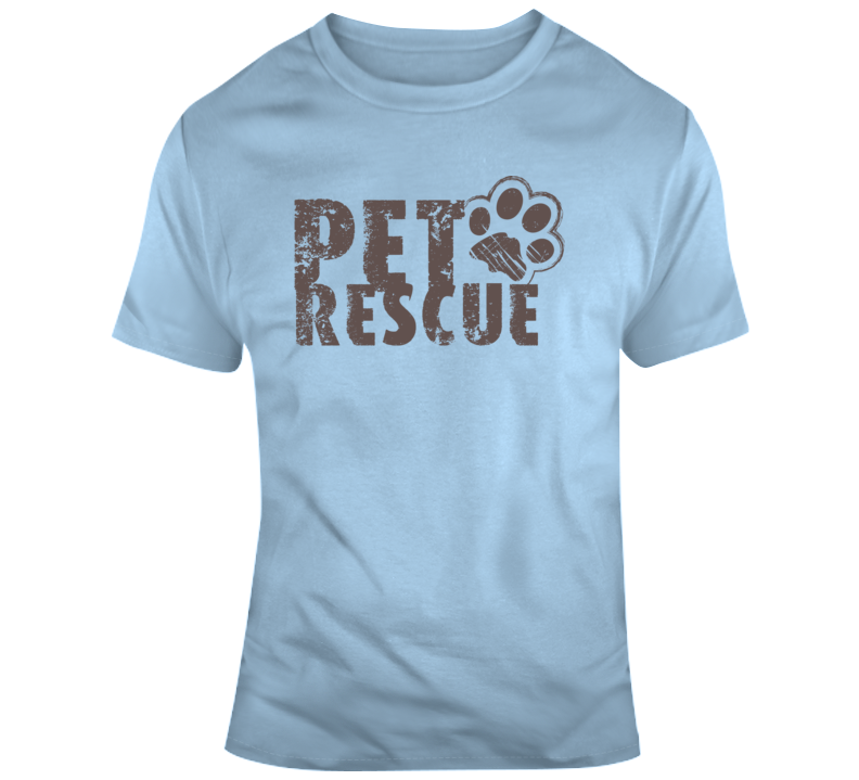 Pet Rescue T Shirt