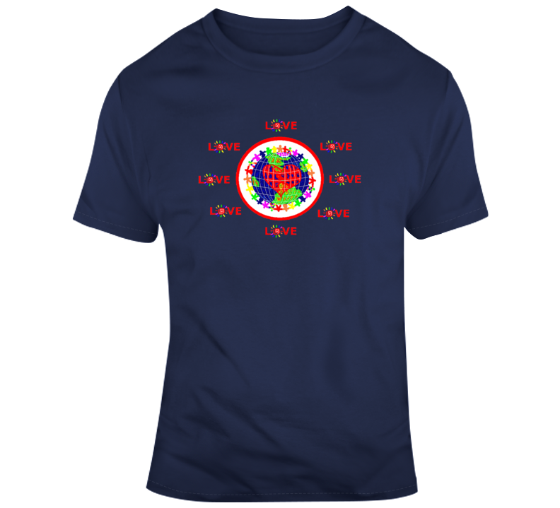 World Love T Shirt