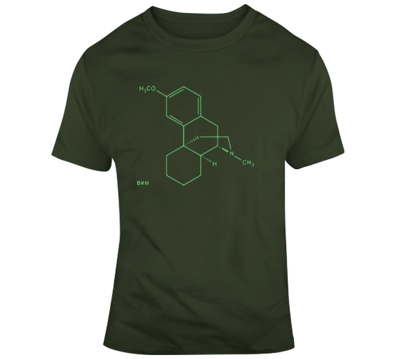 Dxm Molecule T Shirt
