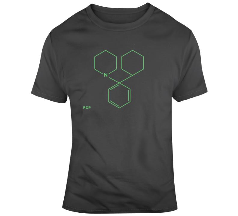 Pcp Molecule T Shirt