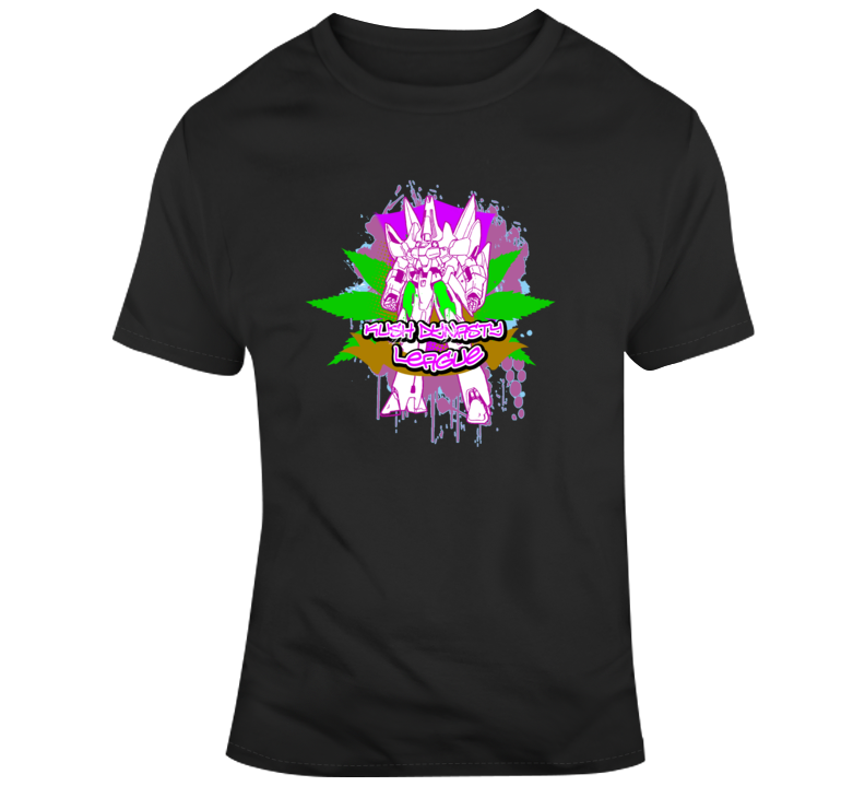 Kush Dynasty League Winged Robot Ranger T Shirt