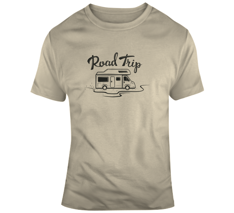 Road Trip Rv T Shirt