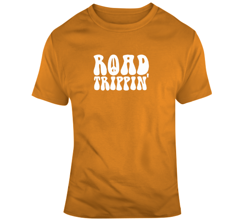 Road Trippin Text T Shirt