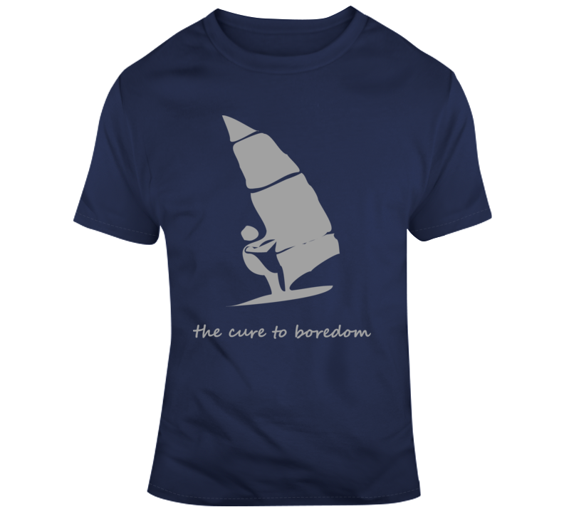 Sailing, Cure To Boredom T Shirt