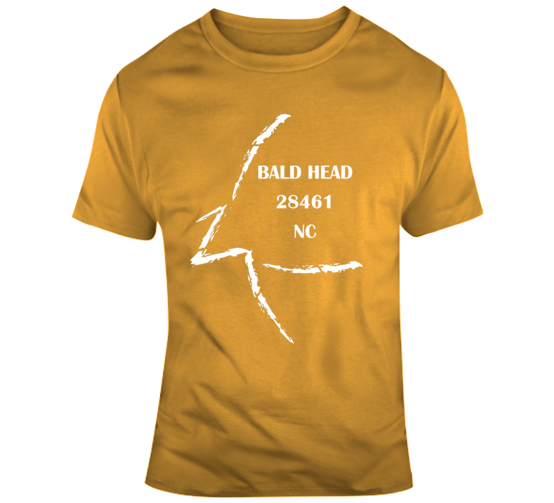 Bald Head Nc 28461 T Shirt