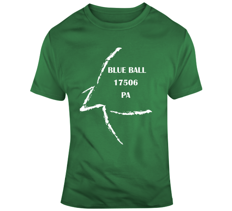 Blue Ball Pa 17506 T Shirt