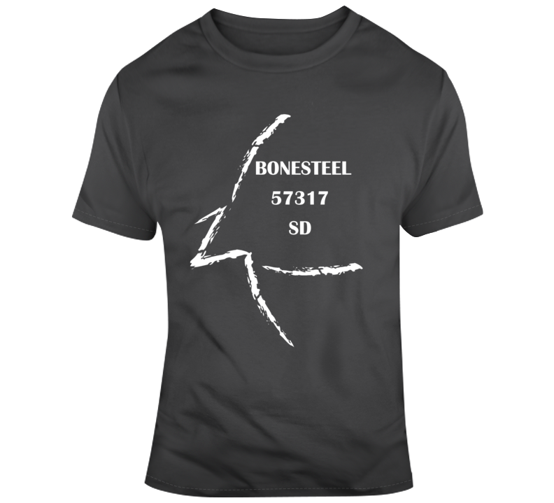 Bonesteel Sd 57317 T Shirt