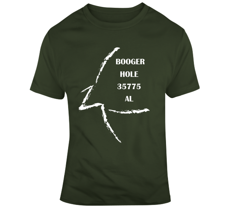 Booger Hole Al 35775 T Shirt