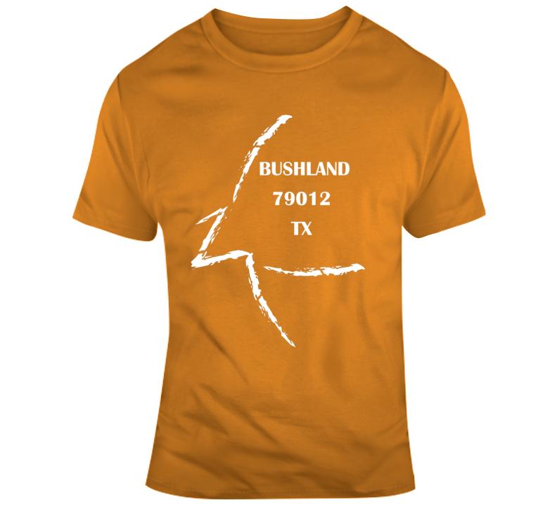 Bushland Tx 79012 T Shirt