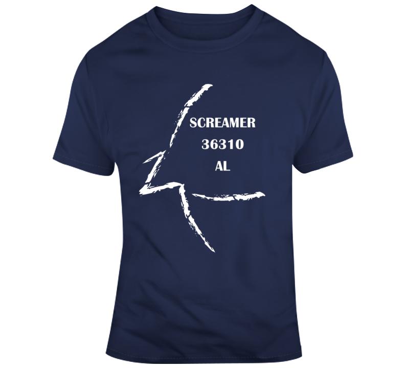 Screamer Al 36310 T Shirt