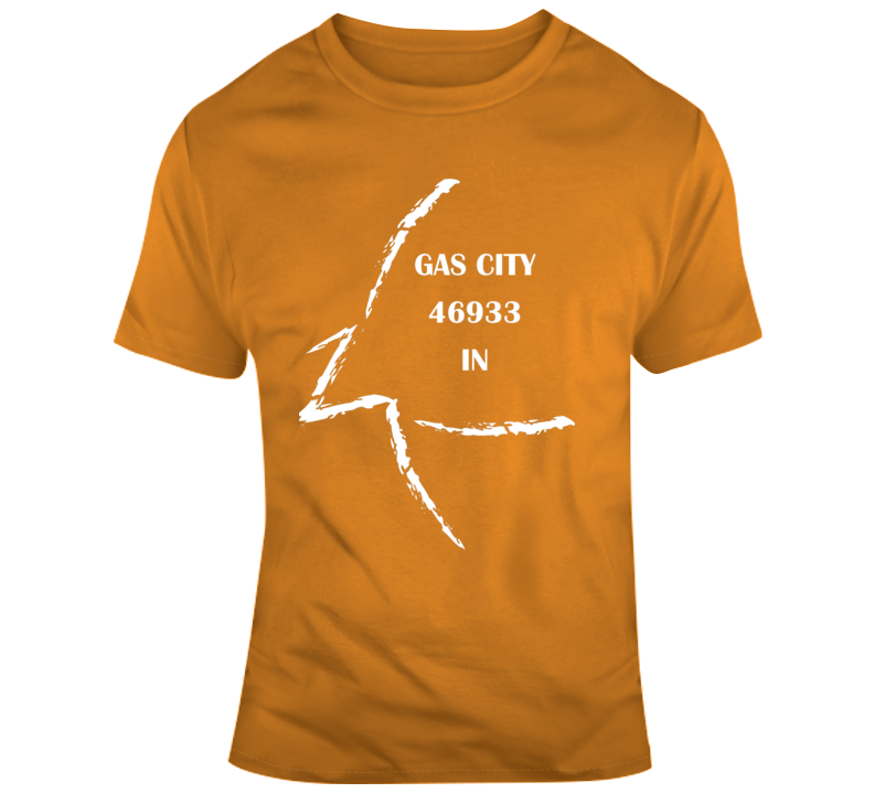 Gas City In 46933 T Shirt