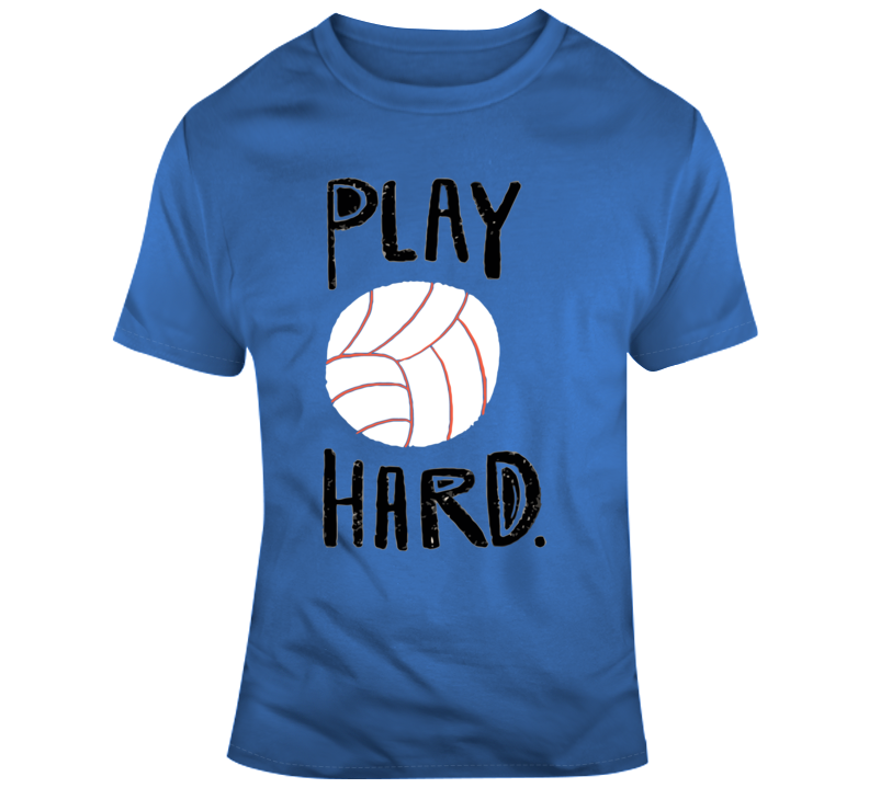 Play Hard Ball T Shirt