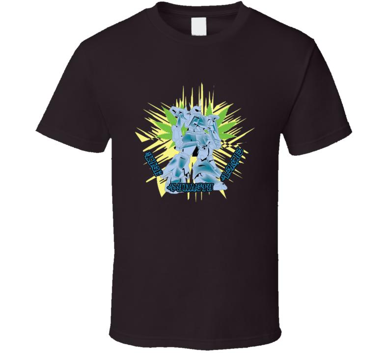 Kush Dynasty League Tall Blue Ranger T Shirt