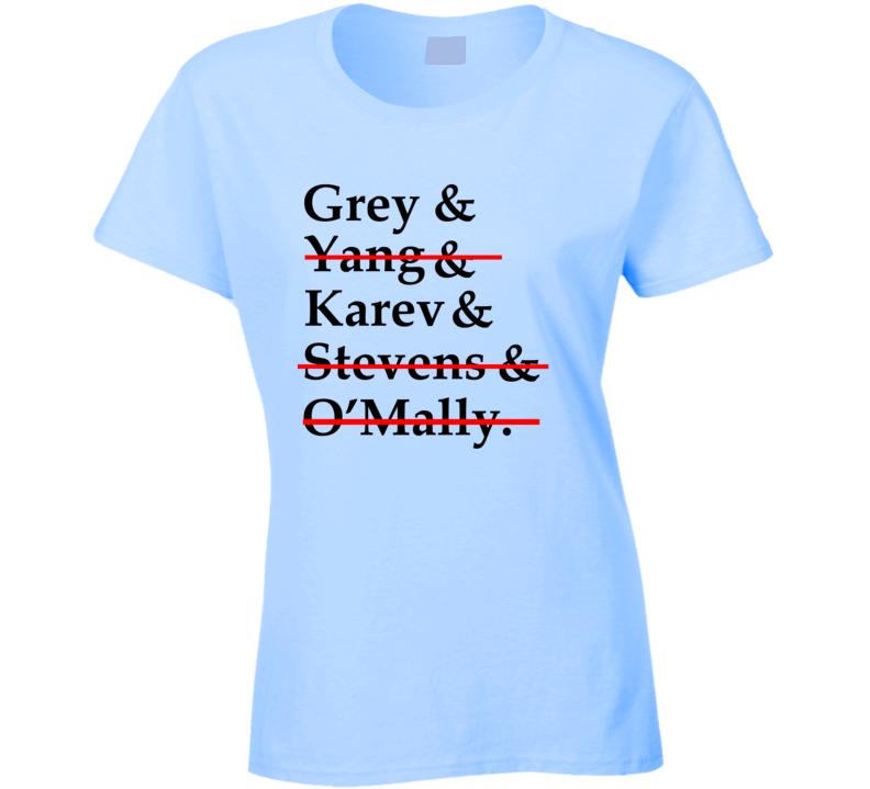 Surviving Original Greys Anatomy Interns T Shirt