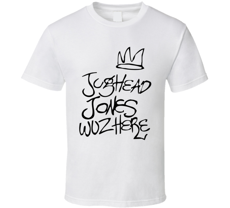 Jughead Jones Was Here Riverdale Netflix Tshirt