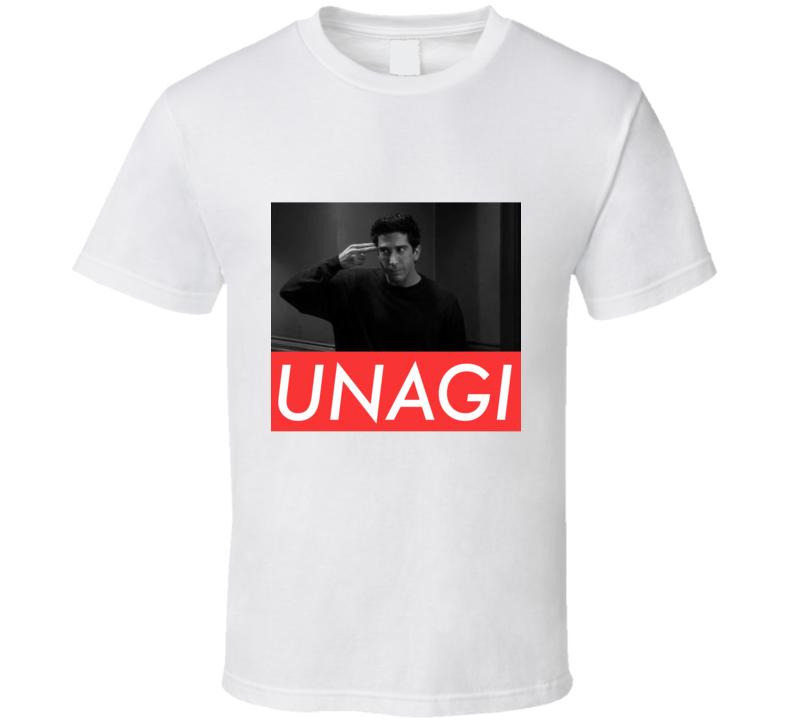 Friends Tv Show The One With Unagi - Tshirt