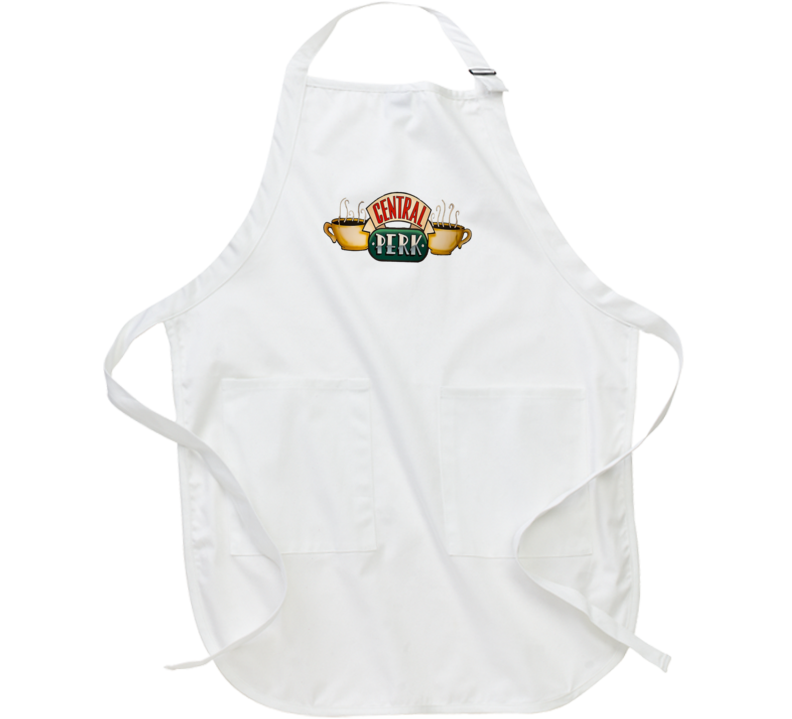 Central Perk Friends Tv Show Coffee House Apron