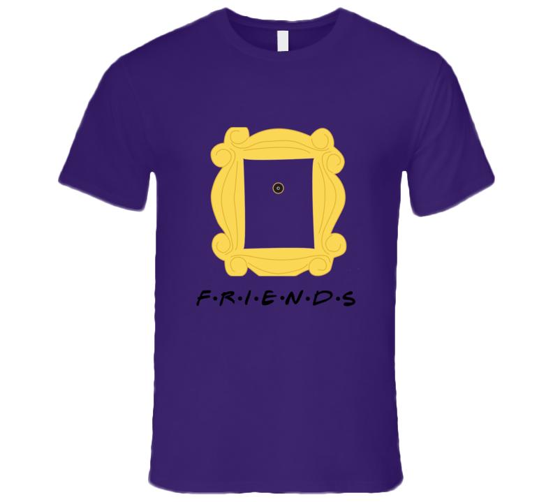 Friends Door Frame T-shirt
