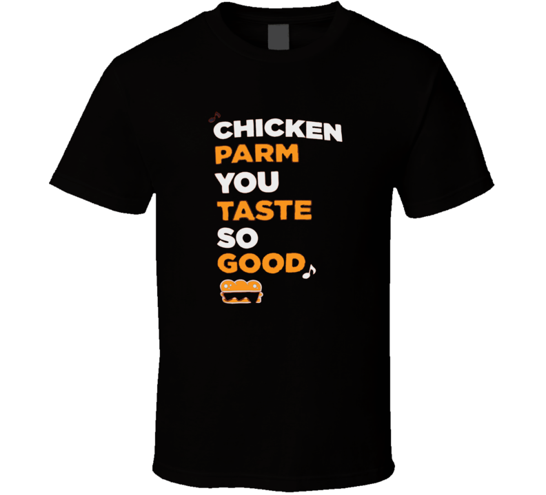 Peyton Manning Chicken Parm You Taste So Good T Shirt