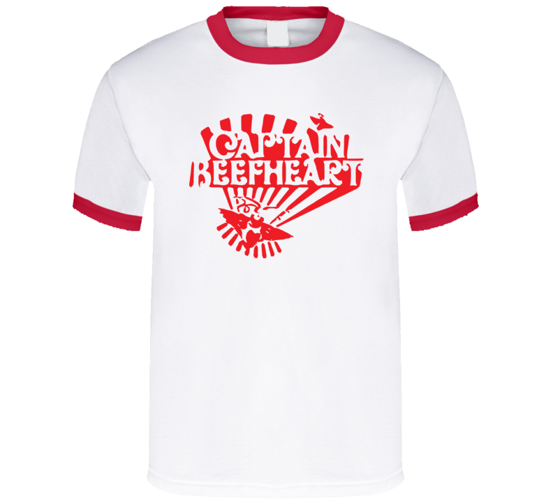 Captain Beefheart Music T Shirt