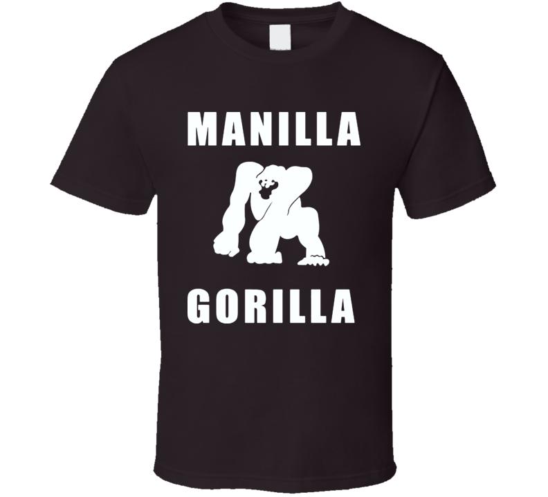 Manilla Gorilla Mohamed Ali Boxing T Shirt