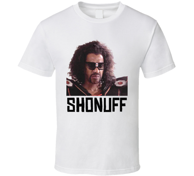 Last Dragon Cult Movie Shonuff T Shirt