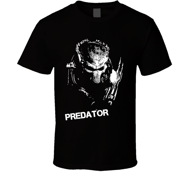 Predator Alien Movie T Shirt