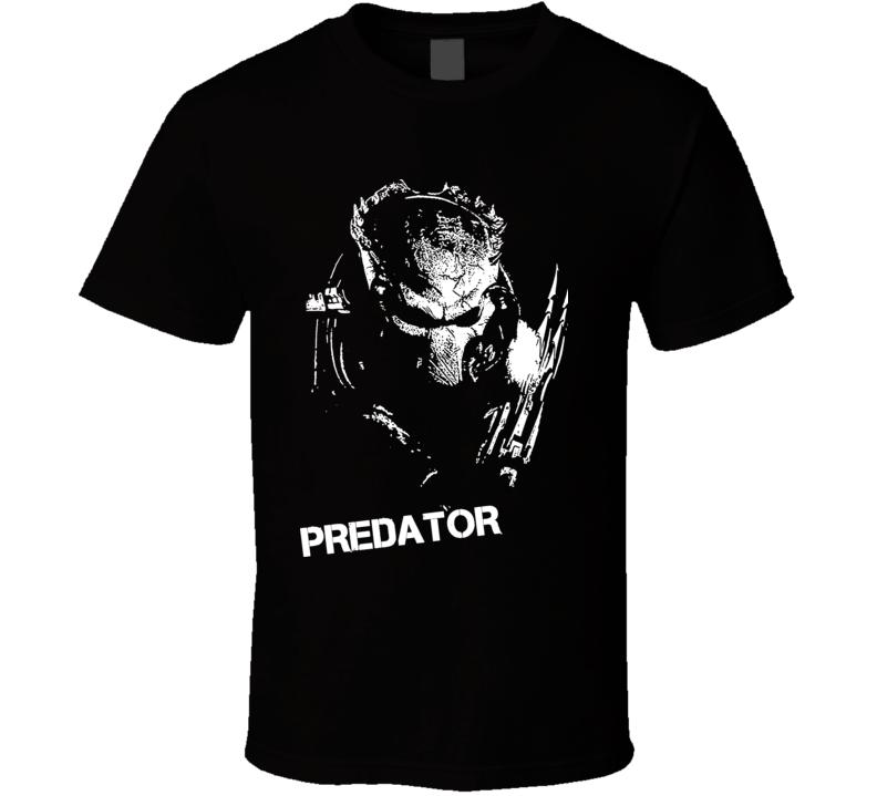 Predator Alien Movie T Shirt