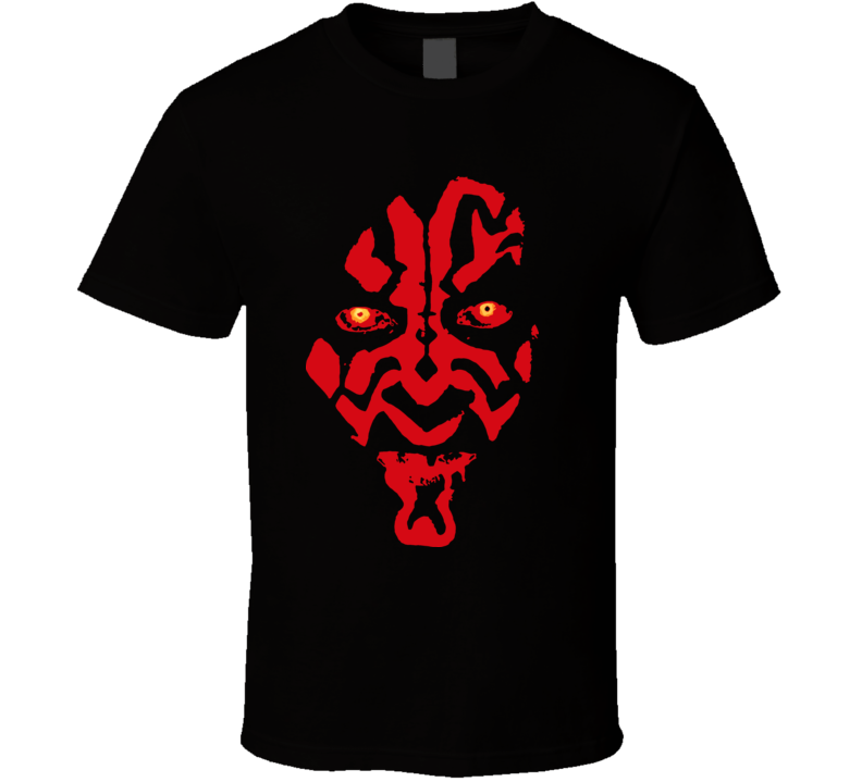 Darth Maul Star Wars Vader T Shirt