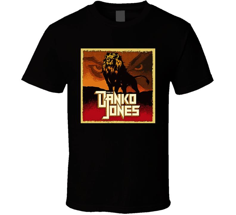 Danko Jones Born A Lion This Is Music T Shirt
