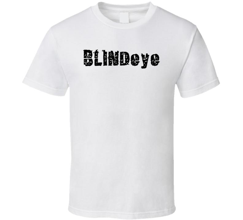 Blindeye Rowdy Roddy Piper Movie T Shirt