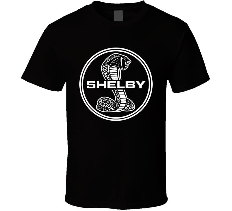 Shelby Racing Hot Rod Racing T Shirt