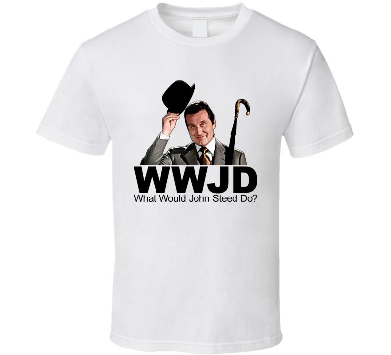 John Steed The Avengers T Shirt