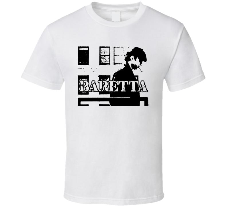 Baretta Robert Blake T Shirt