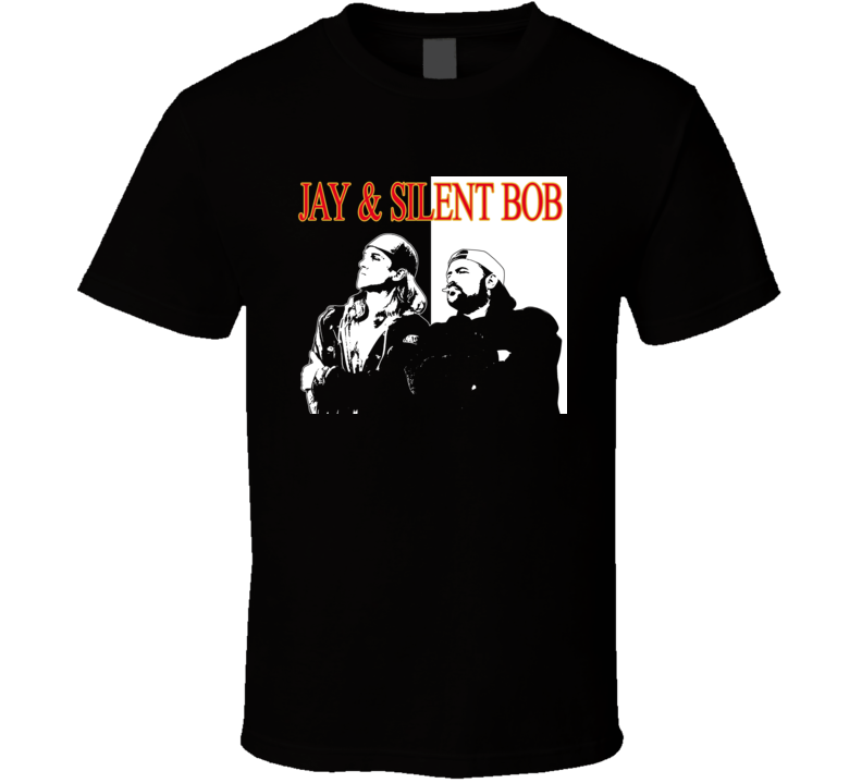Jay And Silent Bob Strike Back  T Shirt