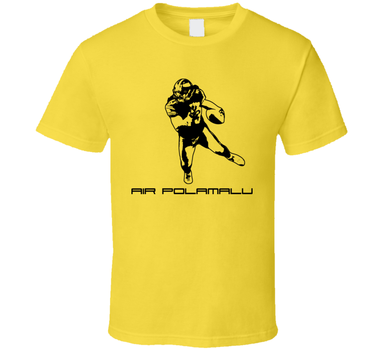Air Troy Polamalu Pittsburgh Football T Shirt