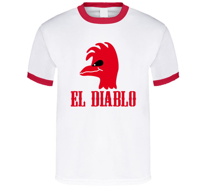Talladega Nights El Diablo T Shirt