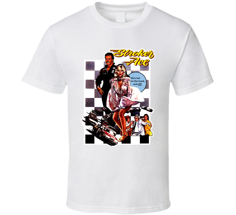 Stroker Ace Burt Reynolds Movie T Shirt