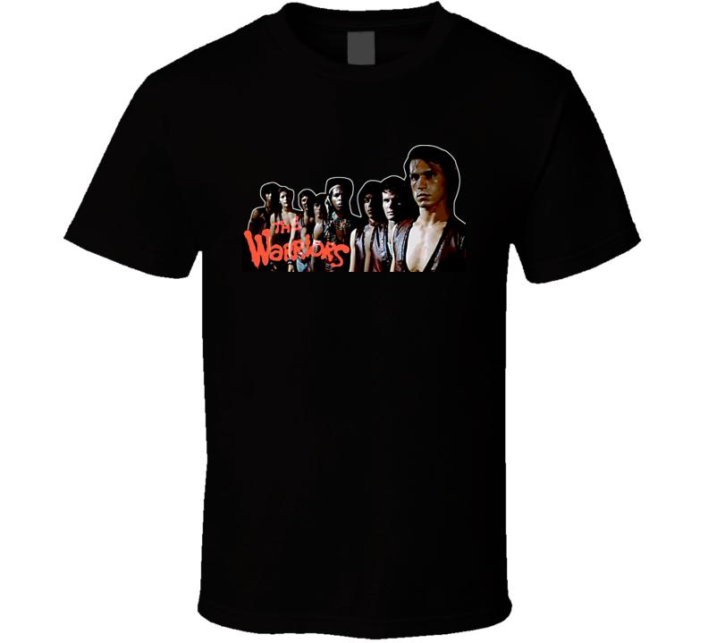 The Warriors Movie T Shirt