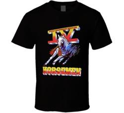 Wcw 4 Horseman Retro Wrestling T Shirt