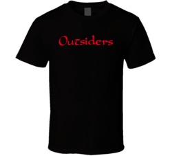 The Outsiders Wcw Retro Wrestling T Shirt